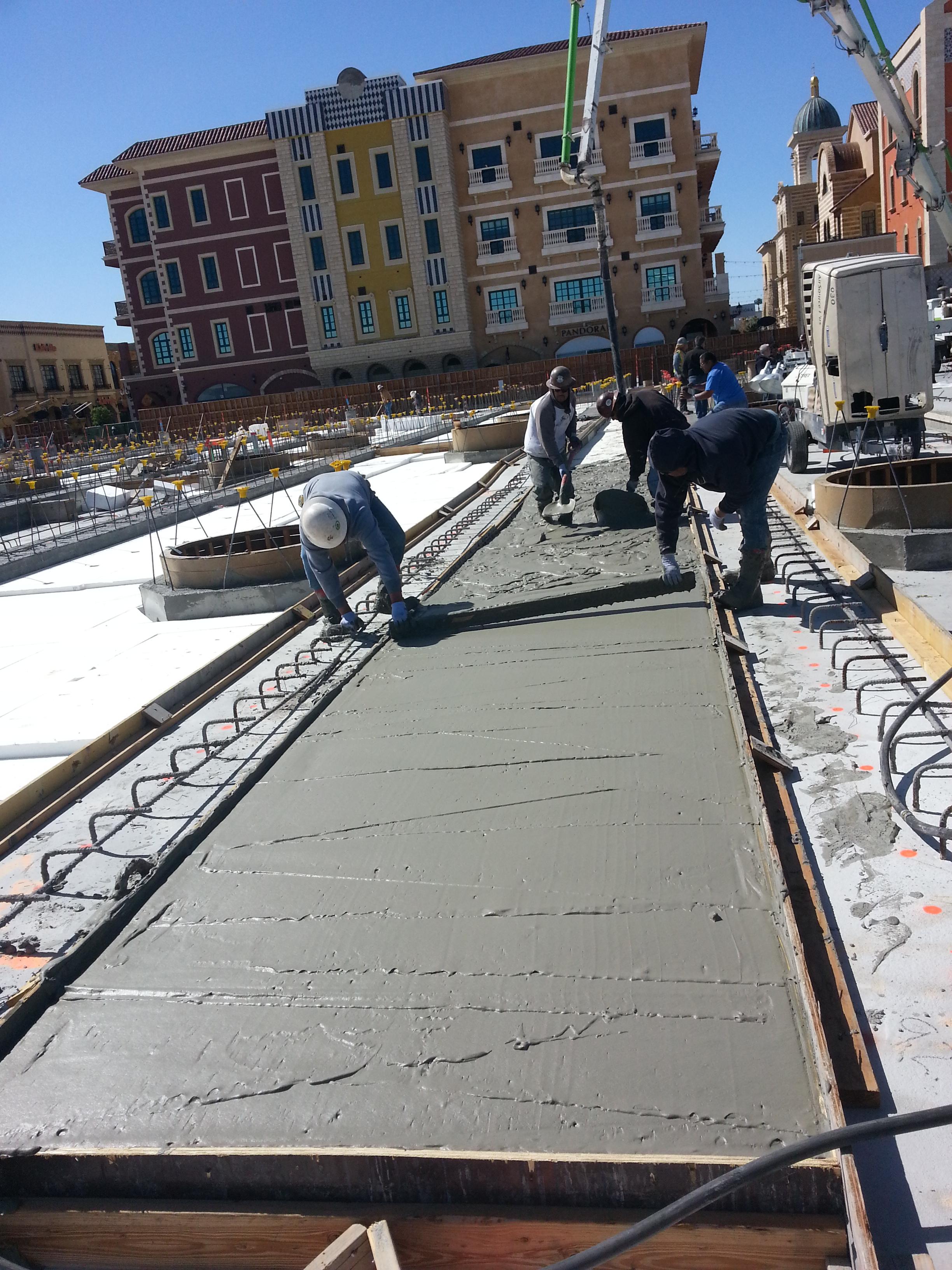 Cellular Concrete Foaming Agent : Las vegas project cellular concrete technologies