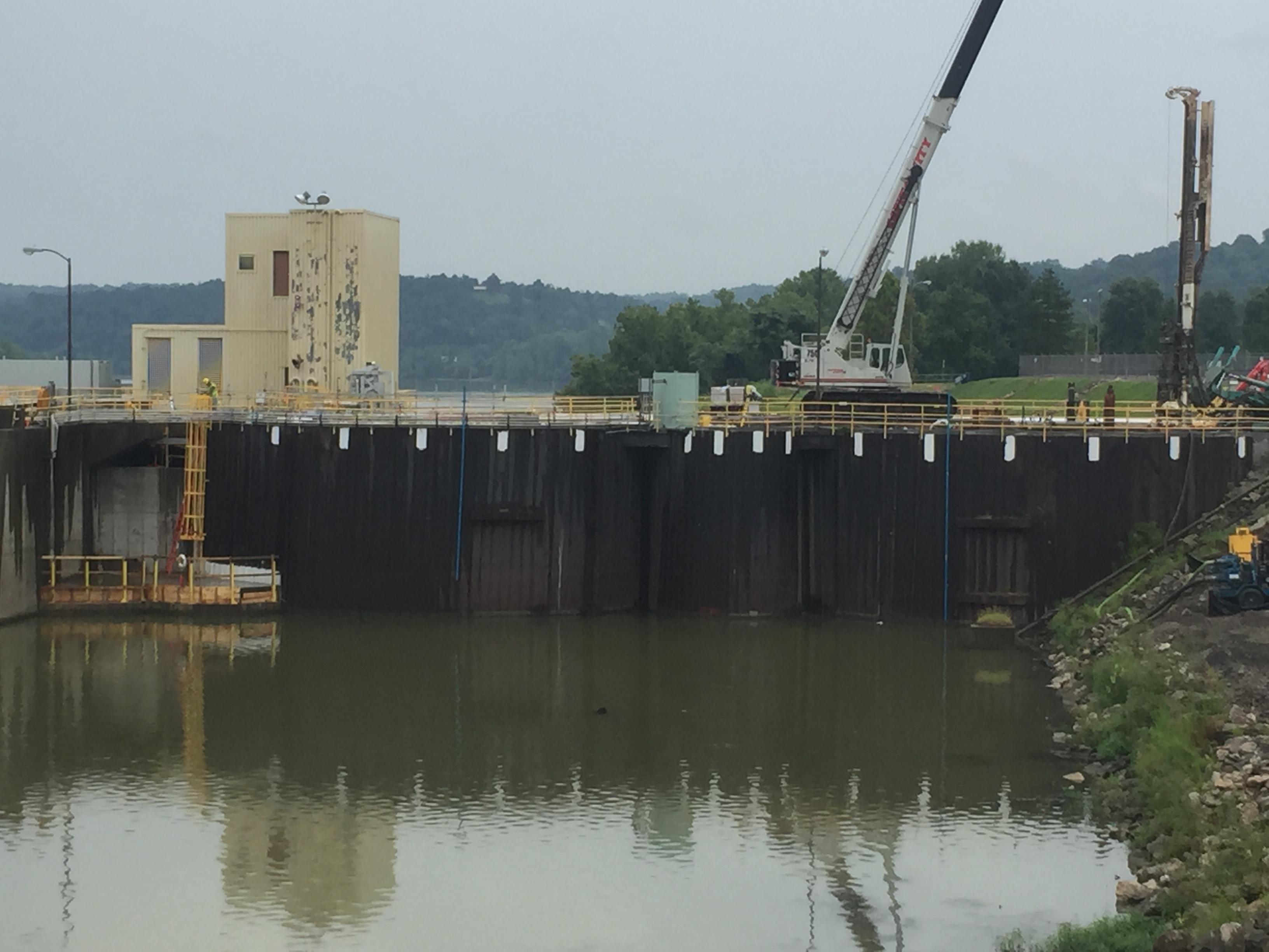 Ohio Hydro Electric Dam Cellular Concrete Technologies